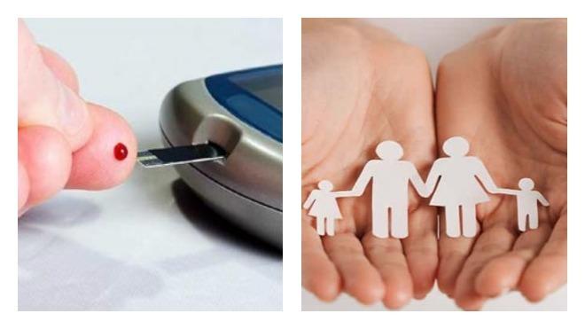 Передаётся ли сахарный диабет по наследству, механизмы наследования