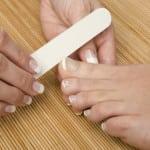 что делать с ногтями на ногах