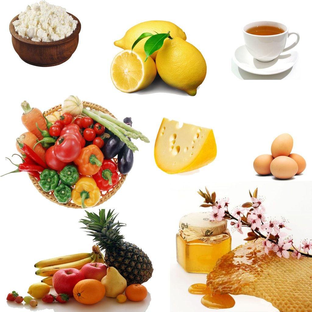 Сахарный диабет вкусная диета