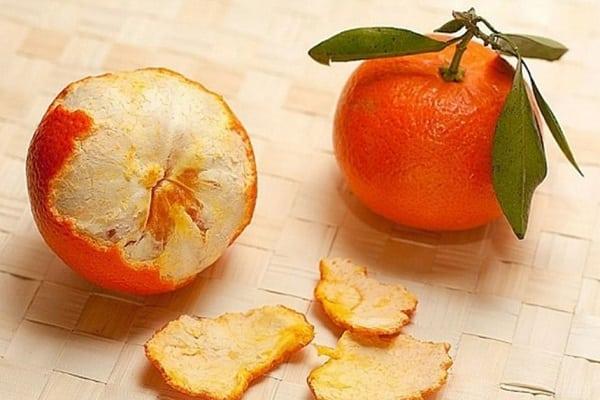 Мандариновые корки при сахарном диабете: применение отвара из ...