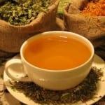 специальной чай на основе полыни