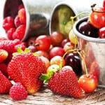фрукты для киселя