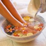Лечебная ванна для ног при диабете в домашних условиях