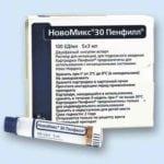 Инсулин НовоМикс: доза препарата для введения, отзывы