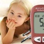 Сахарный диабет у ребенка: как лечить?