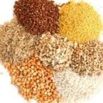 Низкий гликемический индекс продуктов: список и таблица