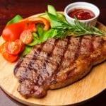 Где больше холестерина в говядине или свинине, баранине?