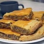 Пирог для диабетиков: рецепты капустного и бананового, яблочного и творожного пирога