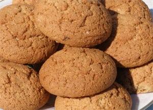 рецепты нежирного печенья