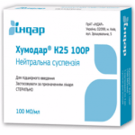 Инсулин Хумодар: описание препарата, состав и действие