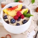 Гречка с кефиром утром натощак: польза и вред при диабете