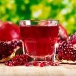 Снижает ли гранатовый сок и гранат высокий холестерин в организме?