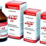 АСД 2 при сахарном диабете: как пить и какая дозировка приема препарата?