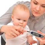 Сахар в крови у детей до года: норма в анализе