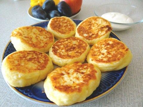 сырники из творога рецепт с фото для диабетиков