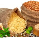 Продукты с высоким содержанием глюкозы: таблица