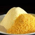 Мука при диабете 2 типа: цельнозерновая и кукурузная, рисовая
