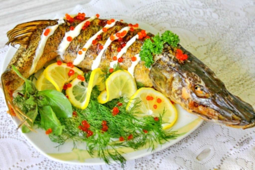 Лучшие рецепты фаршированной рыбы