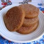 Рецепт выпечки для диабетиков: диабетическое тесто без сахара
