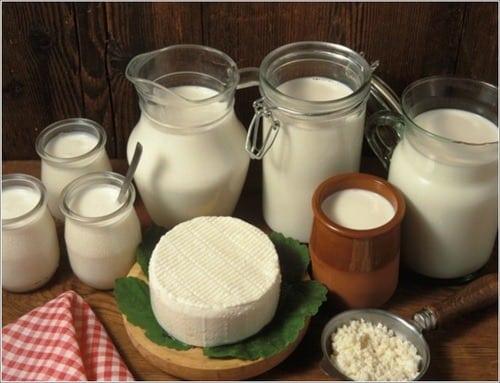 можно ли молоко при повышенном сахаре