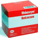 Таблетки Вобэнзим: инструкция и показания к применению при панкреатите
