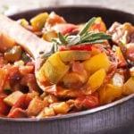 Как приготовить овощное рагу при панкреатите?