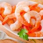 Сколько холестерина в креветках и можно ли их есть?