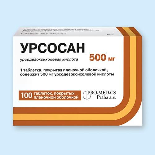 Урсосан при панкреатите: мнение специалистов, как принимать при ...