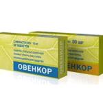 Таблетки Овенкор: показания к применению, цена и аналоги