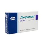 Таблетки Липримар 10, 20 мг: инструкция и отзывы о препарате