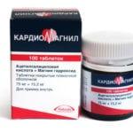 Снижает или нет препарат Кардиомагнил высокий холестерин?