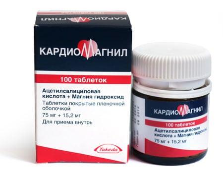 Кардиомагнил при повышенном холестерине: снижает ли препарат ...